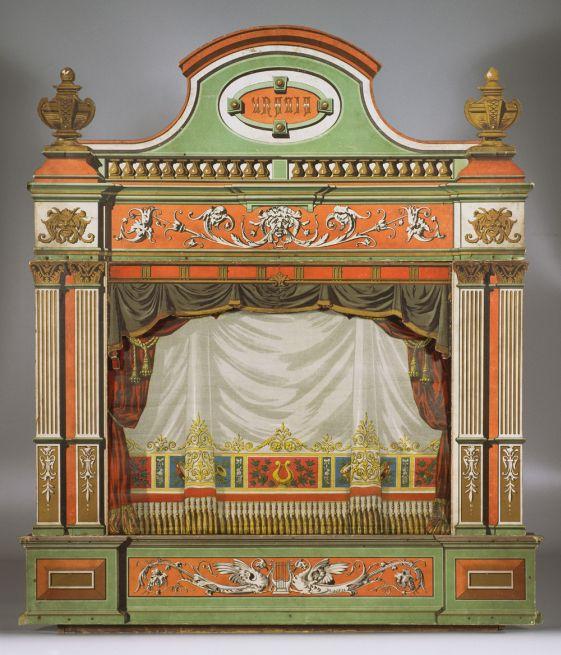 Tentoonstellingen over Papieren Theater en Circus