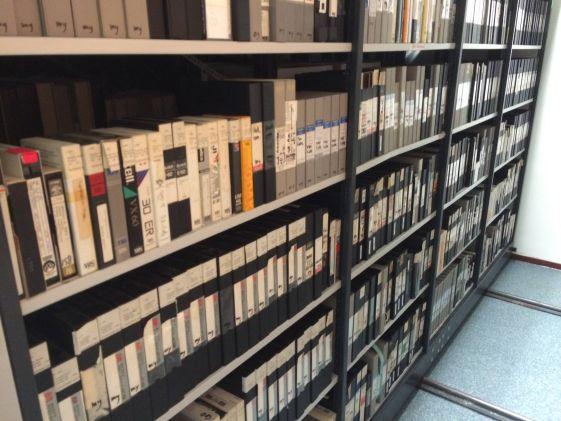 4 maart: Rondleiding door het archief van de Theatercollectie