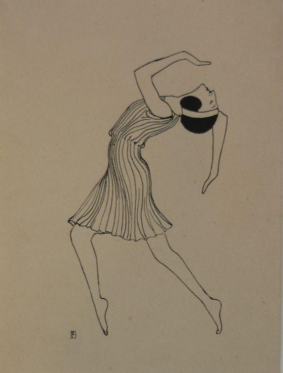 Vijf tekeningen Max Ernst ontdekt
