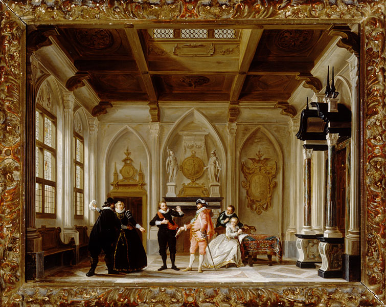 Tentoonstelling P.C. Hooft, Prins der Poëten