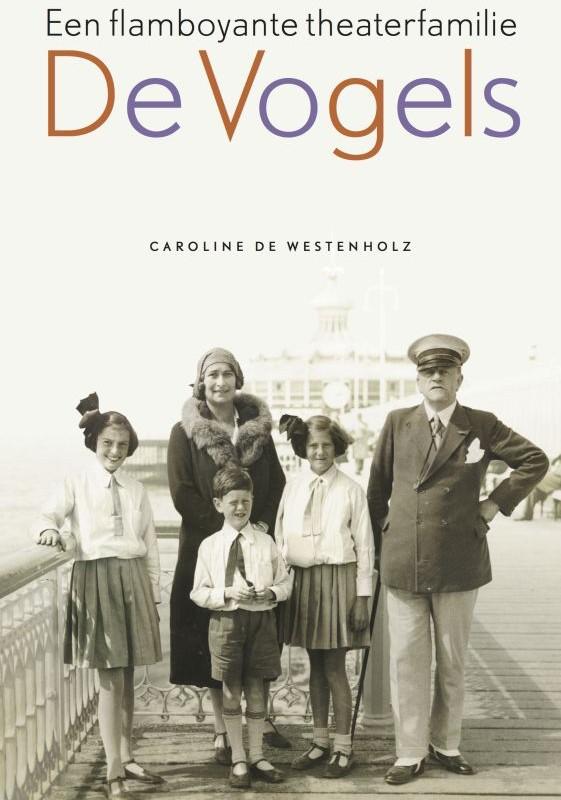 Theaterboekensalon 12 november: De Vogels – een flamboyante theaterfamilie