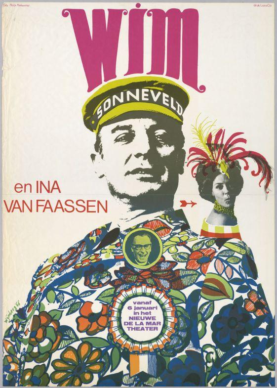 Tentoonstelling Benno Premsela – Max Heymans. Mannen met lef en stijl.