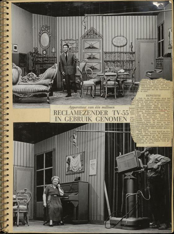 Scripts en archivalia Annie M.G. Schmidt gedigitaliseerd