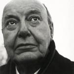 Albert van Dalsum. Foto: Ralph Prins. Ca. 1965