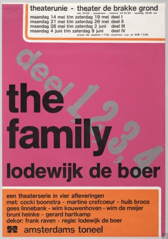 Theaterboekensalon Lodewijk de Boer en Summer School Shakespeare