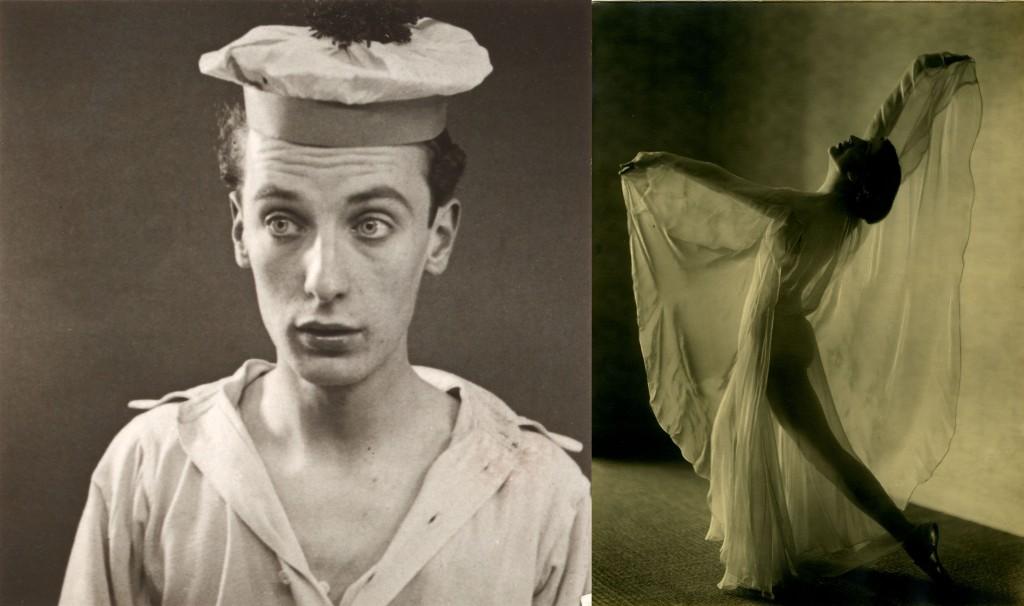 Wim Sonneveld; Lili Green. Fotograaf onbekend. Herkomst: Theatercollectie Bijzondere Collecties UvA.