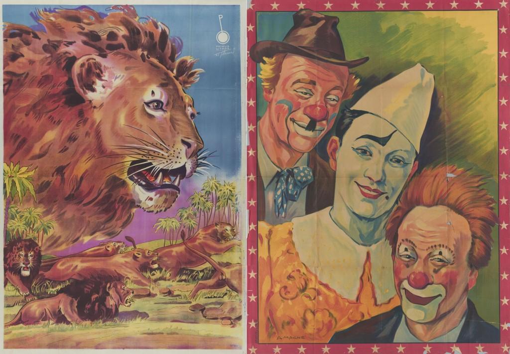 Affiches uit de Collectie Best.