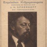 6 juli – Jacques Klöters vertelt over J.H. Speenhoff