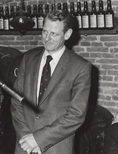 Eric Alexander overleden (1932-2018)